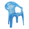 Swagath Plastic Baby Chair With Arms KID-04