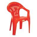 Swagath Plastic Baby Chair With Arms KID-05
