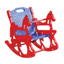Swagath Plastic Baby Chair With Arms Rocky