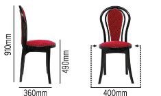 SWAGATH BEAUTY SUPER DELUXE CHAIR SPECIFICATION