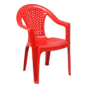 Swagath Plastic Chair With Arms Paris