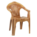 Swagath Plastic Chair With Arms SW-1103
