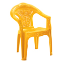 Swagath Plastic Chair With Arms SW-1104