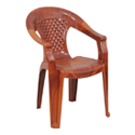 Swagath Plastic Chair With Arms SW-1202