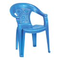 Swagath Plastic Chair With Arms SW-1204