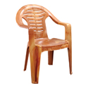 Swagath Plastic Chair With Arms SW-1402