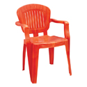 Swagath Plastic Chair With Arms SW-1501