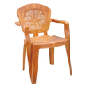 Swagath Plastic Chair With Arms SW-1604
