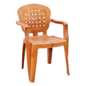 Swagath Plastic Chair With Arms SW-1605