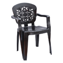 Swagath Plastic Chair With Arms SW-1506