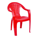 Swagath Plastic Chair With Arms SW-1603