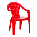 Swagath Plastic Chair With Arms SW-1610