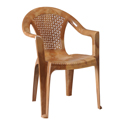 Swagath Plastic Chair With Arms SW-302