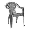Swagath Plastic Chair With Arms SW-305