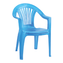 Swagath Plastic Chair With Arms SW-307