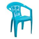 Swagath Plastic Chair With Arms SW-604
