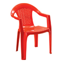 Swagath Plastic Chair With Arms SW-901