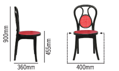 SWAGATH ATTRACT SUPER CHAIR SPECIFICATION