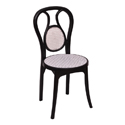 Swagath Plastic Chair Without Arms Attract