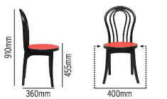 SWAGATH BEAUTY SUPER CHAIR SPECIFICATION