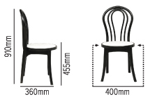 SWAGATH BEAUTY CHAIR SPECIFICATION