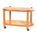 Swagath Plastic Centre Table CTBL-01