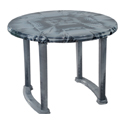 Swagath Plastic Dining Table Without Chair  Flair
