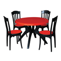 Swagath Fantasy With Luxury Dining Table With Chair