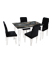 TS14 with CHS01 DLX TS14 Dining Table with CHS01 DLX Chairs