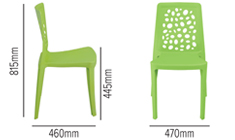 SWAGATH AURA CHAIR SPECIFICATION